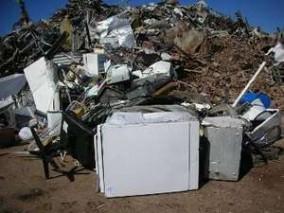 white goods-scrap
